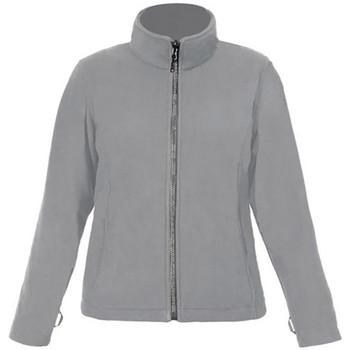 Vêtements Femme Polaires Promodoro Veste polaire C+ Femmes gris acier