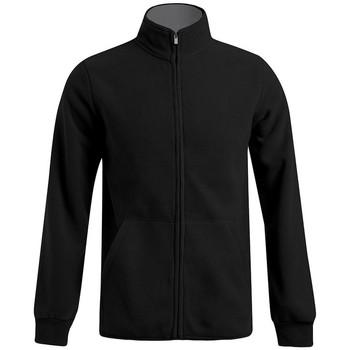 Vêtements Homme Polaires Promodoro Veste polaire doublée Hommes noir / gris
