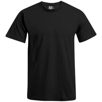 Vêtements Homme T-shirts manches courtes Promodoro T-shirt Basic Hommes noir