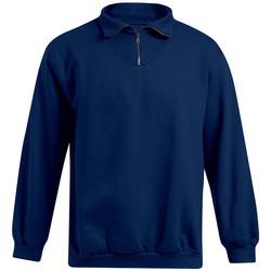 Vêtements Homme Sweats Promodoro Sweat Camionneur Hommes bleu marine