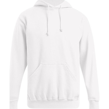 Vêtements Homme Sweats Promodoro Sweat capuche basic 80-20 grandes tailles Hommes blanc