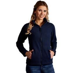 Vêtements Femme Polaires Promodoro Veste polaire C+ Femmes bleu marine