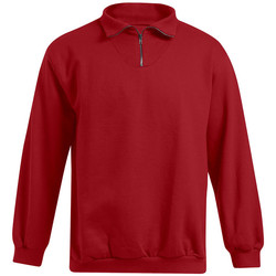 Vêtements Homme Sweats Promodoro Sweat Camionneur Hommes rouge feu