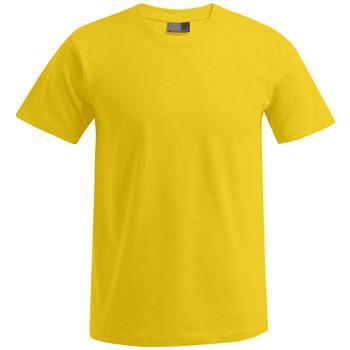 Vêtements Homme T-shirts manches courtes Promodoro T-shirt Premium grandes tailles Hommes or