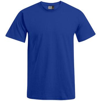 Vêtements Homme T-shirts manches courtes Promodoro T-shirt Basic Hommes bleu roi