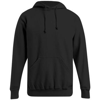 Vêtements Homme Sweats Promodoro Sweat capuche basic 80-20 grandes tailles Hommes noir