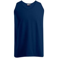 Vêtements Homme Débardeurs / T-shirts sans manche Promodoro Débardeur Athlétique Hommes bleu marine