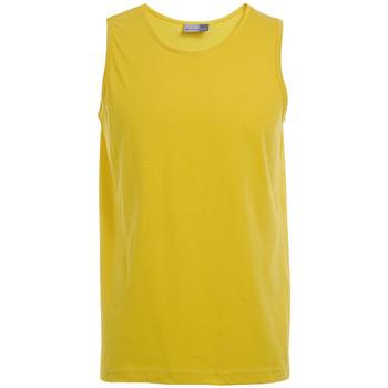 Vêtements Homme Débardeurs / T-shirts sans manche Promodoro Débardeur Athlétique Hommes or
