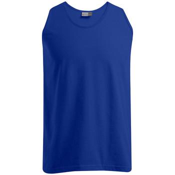 Vêtements Homme Débardeurs / T-shirts sans manche Promodoro Débardeur Athlétique grandes tailles Hommes bleu roi