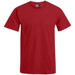 Vêtements Homme T-shirts manches courtes Promodoro T-shirt Basic Hommes rouge feu