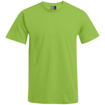 Vêtements Homme T-shirts manches courtes Promodoro T-shirt Basic Hommes vert citron