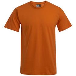 Vêtements Homme T-shirts manches courtes Promodoro T-shirt Basic Hommes orange