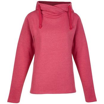 Vêtements Femme Sweats Promodoro Sweat capuche chiné 60-40 Femmes rose chiné
