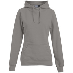 Vêtements Femme Sweats Promodoro Sweat capuche basic 80-20 Femmes gris