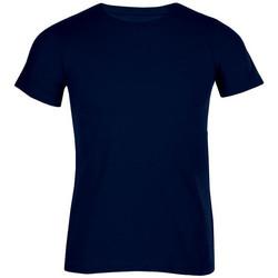 Vêtements Homme T-shirts manches courtes Promodoro T-shirt bio hommes bleu marine