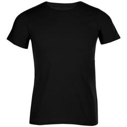 Vêtements Homme T-shirts manches courtes Promodoro T-shirt bio hommes noir