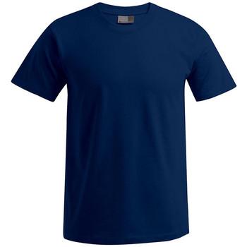 Vêtements Homme T-shirts manches courtes Promodoro T-shirt Premium grandes tailles Hommes bleu marine