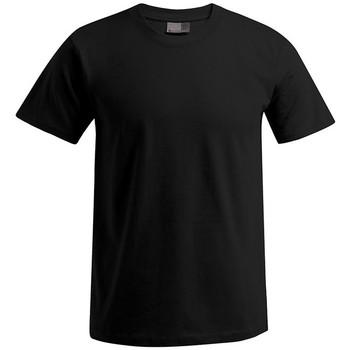 Vêtements Homme T-shirts manches courtes Promodoro T-shirt Premium grandes tailles Hommes noir