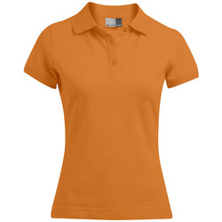 Vêtements Femme Polos manches courtes Promodoro Polo 92-8 Femmes orange