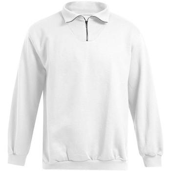 Vêtements Homme Sweats Promodoro Sweat Camionneur grandes tailles Hommes blanc