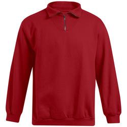 Vêtements Homme Sweats Promodoro Sweat Camionneur grandes tailles Hommes rouge feu