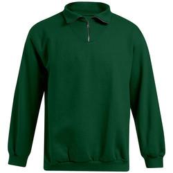 Vêtements Homme Sweats Promodoro Sweat Camionneur grandes tailles Hommes vert forêt