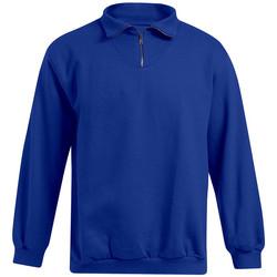 Vêtements Homme Sweats Promodoro Sweat Camionneur Hommes bleu roi