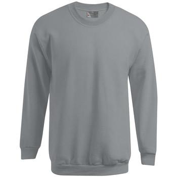 Vêtements Homme Sweats Promodoro Sweat Premium grandes tailles Hommes gris foncé-mélange