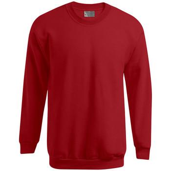 Vêtements Homme Sweats Promodoro Sweat Premium grandes tailles Hommes rouge feu