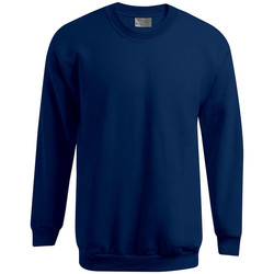 Vêtements Homme Sweats Promodoro Sweat Premium grandes tailles Hommes bleu marine