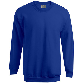 Vêtements Homme Sweats Promodoro Sweat Premium grandes tailles Hommes bleu roi