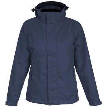 Vêtements Homme Coupes vent Promodoro Veste Performance C+ grandes tailles Hommes bleu marine