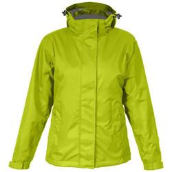 Vêtements Femme Coupes vent Promodoro Veste Performance C+ grandes tailles Femmes Vert lime