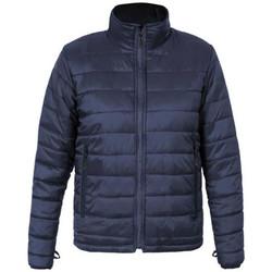 Vêtements Homme Doudounes Promodoro Veste doudoune C+ grandes tailles Hommes bleu marine