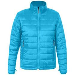 Vêtements Homme Doudounes Promodoro Veste doudoune C+ grandes tailles Hommes Bleu azur