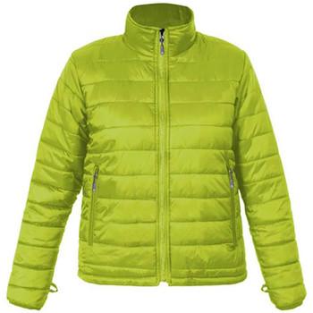 Vêtements Femme Doudounes Promodoro Veste doudoune C+ Femmes Vert lime