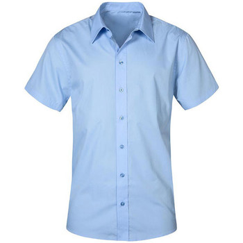 Chemise Promodoro Chemise Business manches courtes grandes tailles Hommes