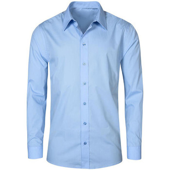 Chemise Promodoro Chemise Business manches longues grandes tailles Hommes
