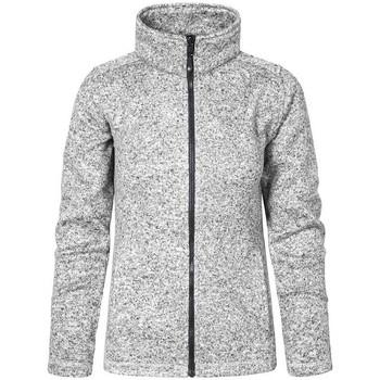 Vêtements Femme Polaires Promodoro Veste en laine C+ grandes tailles Femmes gris chiné