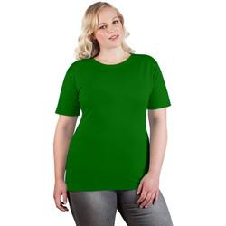Vêtements Femme T-shirts manches courtes Promodoro T-shirt Premium grandes tailles Femmes vert kelly
