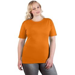 Vêtements Femme T-shirts manches courtes Promodoro T-shirt Premium grandes tailles Femmes orange