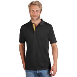 Vêtements Homme Polos manches courtes Promodoro Polo supérieur Fan Espagne Hommes noir