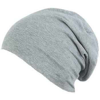Accessoires textile Bonnets Promodoro Bonnet unisexe Hommes et Femmes gris foncé-mélange