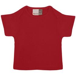 Vêtements Enfant T-shirts manches courtes Promodoro T-shirt bébé en coton Enfants rouge feu