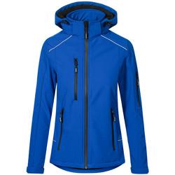 Vêtements Femme Coupes vent Promodoro Veste Softshell grandes tailles Femmes bleu roi