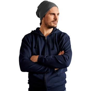 Accessoires textile Homme Bonnets Promodoro Bonnet unisexe Hommes et Femmes gris acier