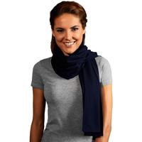 Accessoires textile Femme Echarpes / Etoles / Foulards Promodoro Echarpe unisexe Hommes et Femmes bleu marine