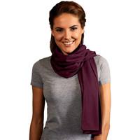 Accessoires textile Echarpes / Etoles / Foulards Promodoro Echarpe unisexe Hommes et Femmes bourgogne