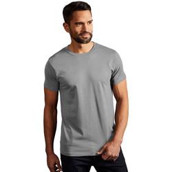 Vêtements Homme T-shirts manches courtes Promodoro T-Shirt Premium Hommes gris clair