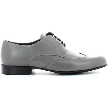 Chaussures Homme Derbies & Richelieu L'angolo 8004.28_42 Gris